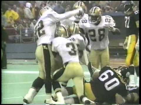 That Heavenly Season: 1987 New Orleans Saints – Part 1