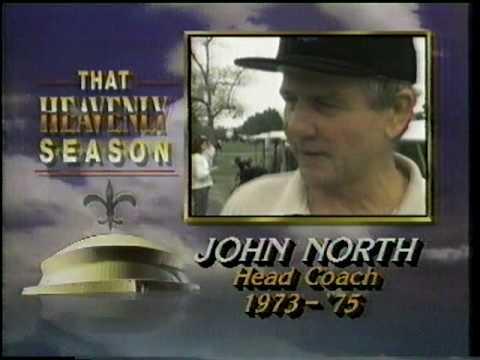 That Heavenly Season, the 1987 New Orleans Saints