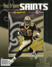 2004 New Orleans Saints Yearbook