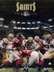 2006 New Orleans Saints Yearbook