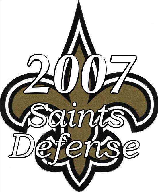 2007 New Orleans Saints Defense