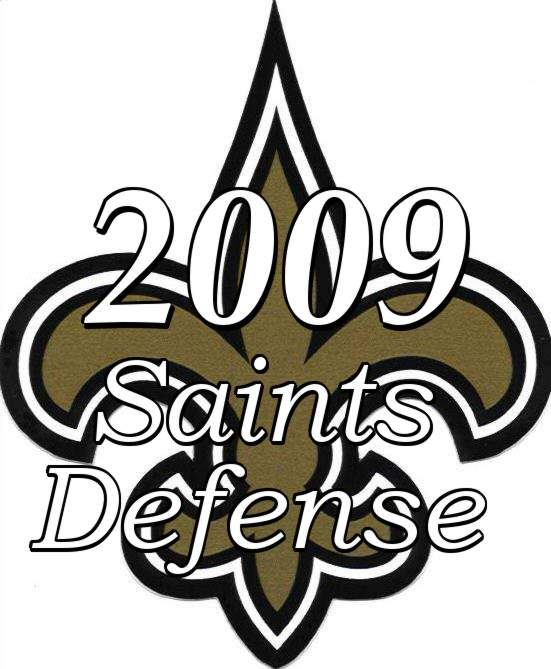 2009 New Orleans Saints Defense