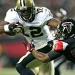 Marcus Colston, #1 Saints Receiver