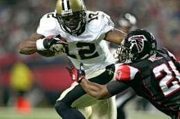 Top 10 All-Time Saints Leaders – Most Catches in a Season