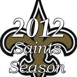 New Orleans Saints 2012 NFL Season