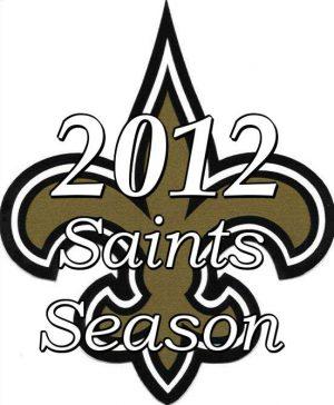 2012 New Orleans Saints Season
