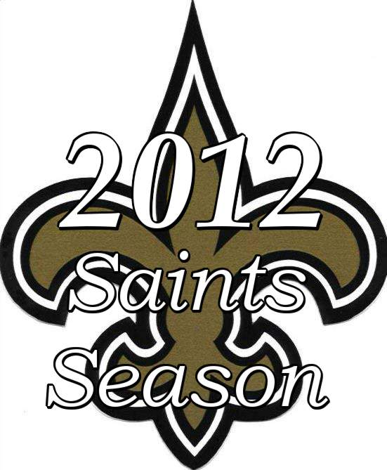 2012 New Orleans Saints Season