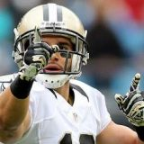 Lance Moore released from the New Orleans Saints