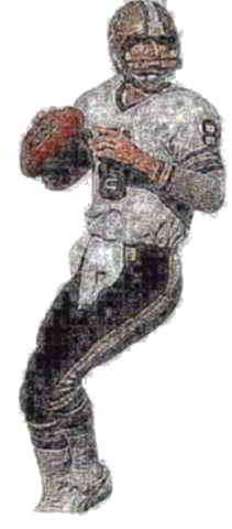 Archie Manning, New Orleans Saints 1971-1982