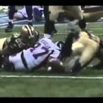 Minnesota Vikings vs New Orleans Saints 28 – 31 Highlights – NFL Playoffs 2010