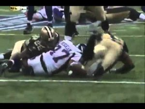 Minnesota Vikings vs New Orleans Saints 28 – 31 Highlights – NFL Playoffs 2010