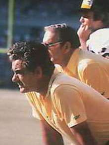 Dick Nolan New Orleans Saints Head Coach 1978-1980