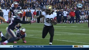 Run Baby Run — Highlights of the 2013 Saints Running Game