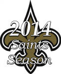 The 2014 New Orleans Saints Season
