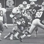 1989 New Orleans Saints Defense Shuts Out Dallas