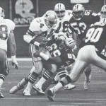 Saints Defense Stops Hershell Walker