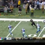 Highlights from the Saints-Cowboys 2013 Game