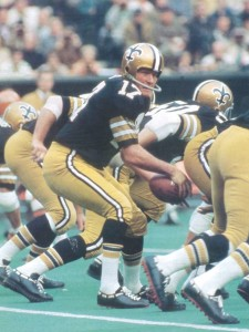 The One - New Orleans Saints QB Billy Kilmer