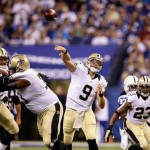Drew Brees sharp as Saints beat Colts 23-17 in preseason game