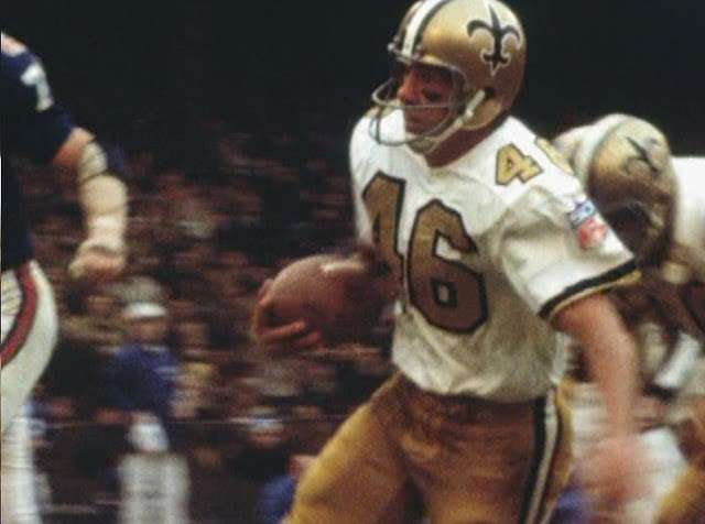 Danny Abramowicz NO Saints 1967-1973