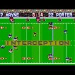 Tracy Porter's Super Bowl 44 Interception – Tecmo Style