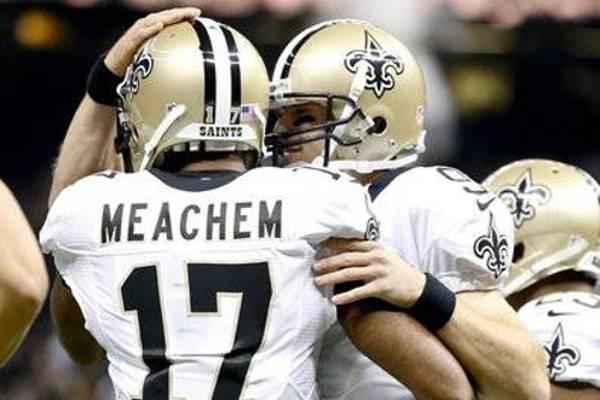 New Orleans Saints re-sign WR Robert Meachem