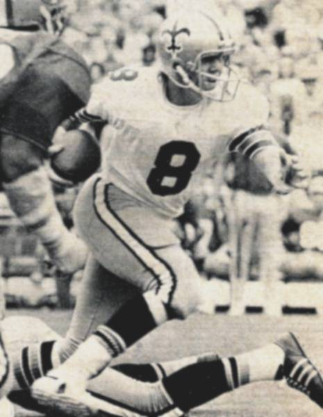 Archie Manning Scrambling