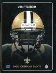 New Orleans Saints 2014 Yearbook