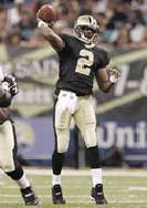 Aaron Brooks - Saints Quarterback 2000-2005