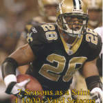 New Orleans Saints All-Time leading rusher Deuce McAllister