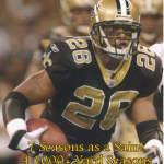 New Orleans Saints All-Time leading rusher Deuce McAllister