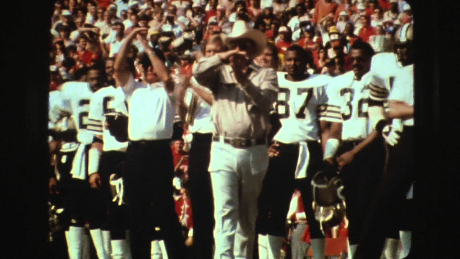 A Little Bit More. Highlights of the 1983 New Orleans Saints NFL Season