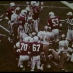 Saints and Cardinals 1969 NFL Game of the Week