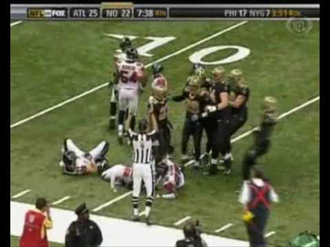 Pierre Thomas Highlights from 2007 to 2009