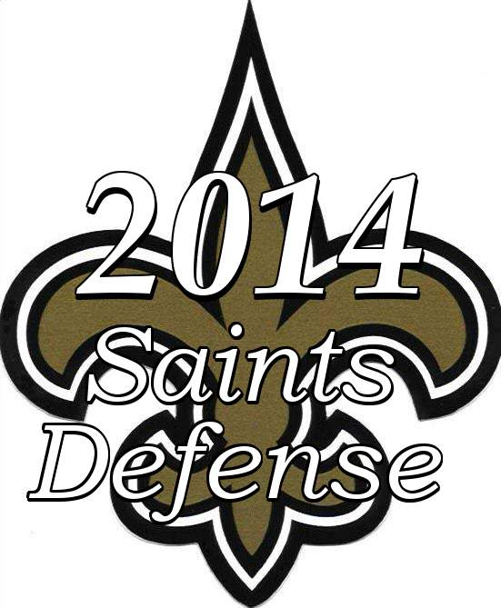 The 2014 New Orleans Saints Defense
