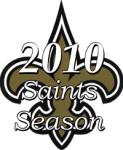 The 2010 New Orleans Saints Season