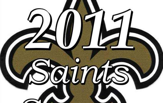 2011 New Orleans Saints Season