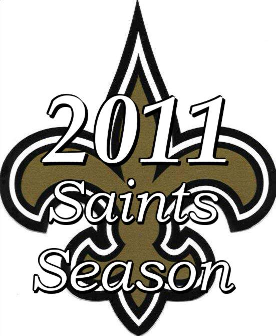 The 2011 New Saints NFL Season