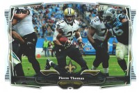 Pierre Thomas New Orleans Saints 2006-2014