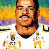 Sam Mills – New Orleans Saints Linebacker 1986-1994