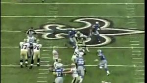Drew Brees and the 2009 Saints Offense