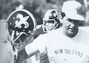 Saints 1969 Black Helmet