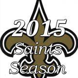 New Orleans Saints 2015 NFL Season
