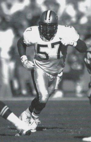 Hall of Fame Linebacker Ricky Jackson