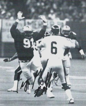 Pig Goff, 1991 New Orleans Saints