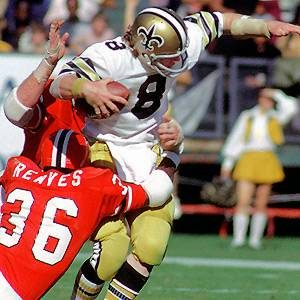 Archie Manning Sacked By Atlanta Falcons