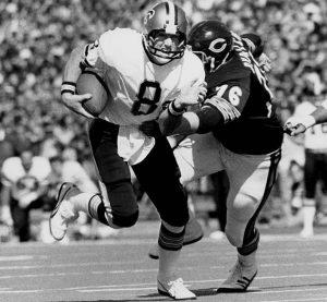Archie Manning Under Pressure From Chicago Bears