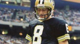 New Orleans Saints QB Archie Manning