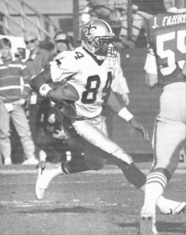 Eric Martin 1988 Against San Fransisco