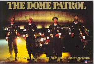 Poster of the Dome Patrol